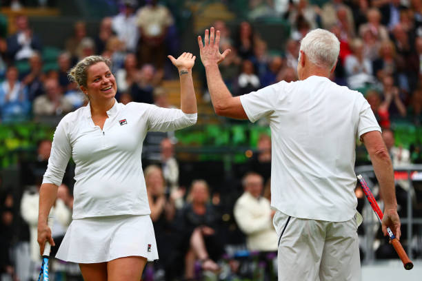 Clijsters is back! Former US Open Champion returns 7 years after Retiring