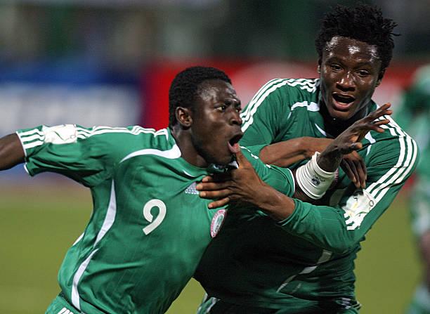 Obafemi Martins reveals Super Eagles ambitions, next club move