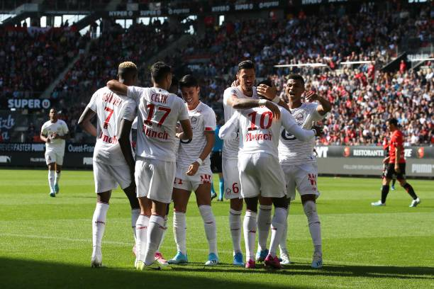 Osimhen helps Lille earn first point on the road