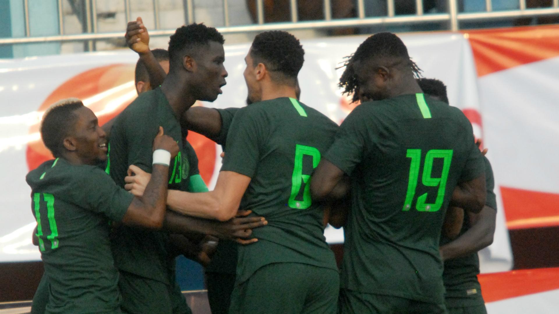 Onuachu promises to take his chance ahead Sierra Leone qualifiers
