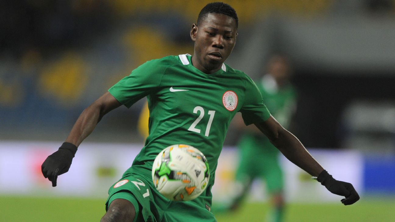 Amapakabo picks Sunday Faleye, Awoniyi, 16 others for Sudan tie