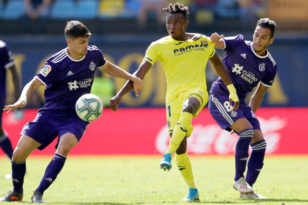 Villarreal ready to reward Chukwueze with new bumper deal