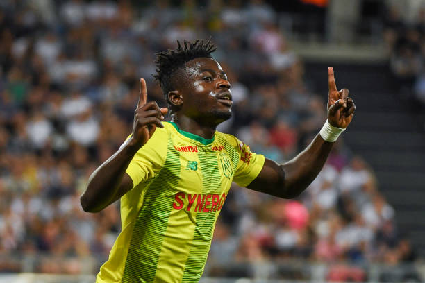Moses Simon up for Nantes Player of the Month Award