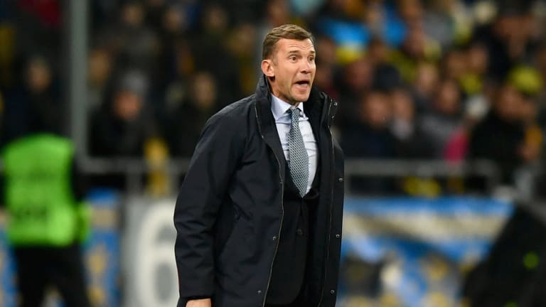 Super Eagles Are A Difficult Opponent – Shevchenko