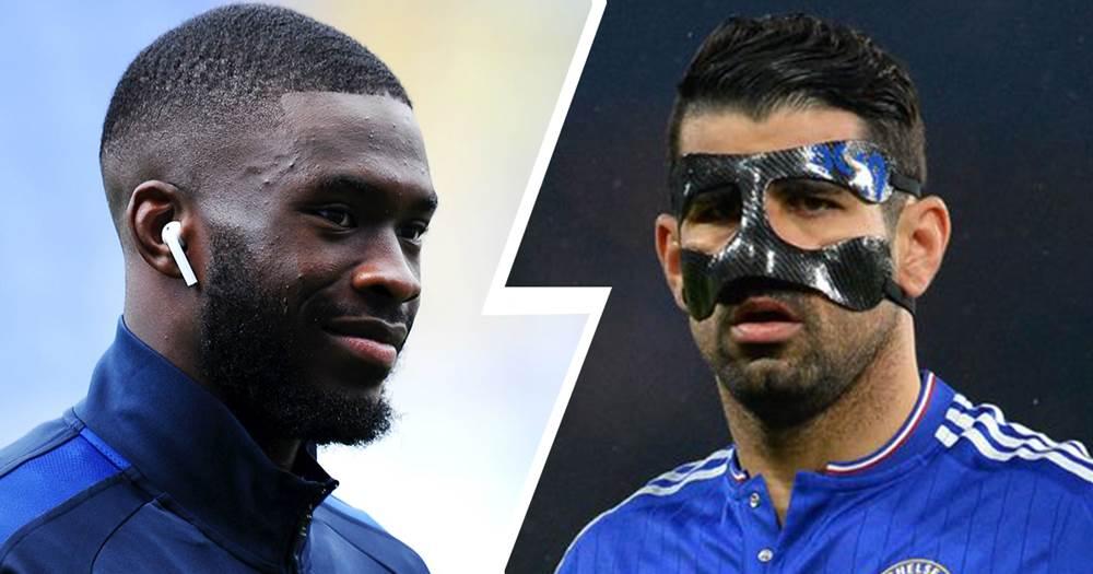 How I broke Diego Costa's nose – Tomori