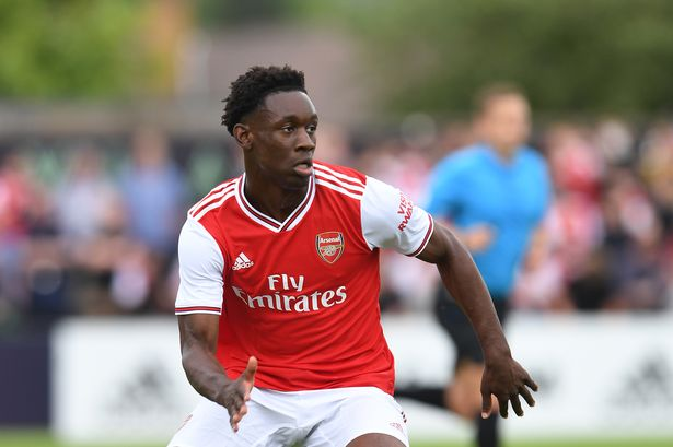 Balogun Stars In Arsenal's Defeat To Chelsea