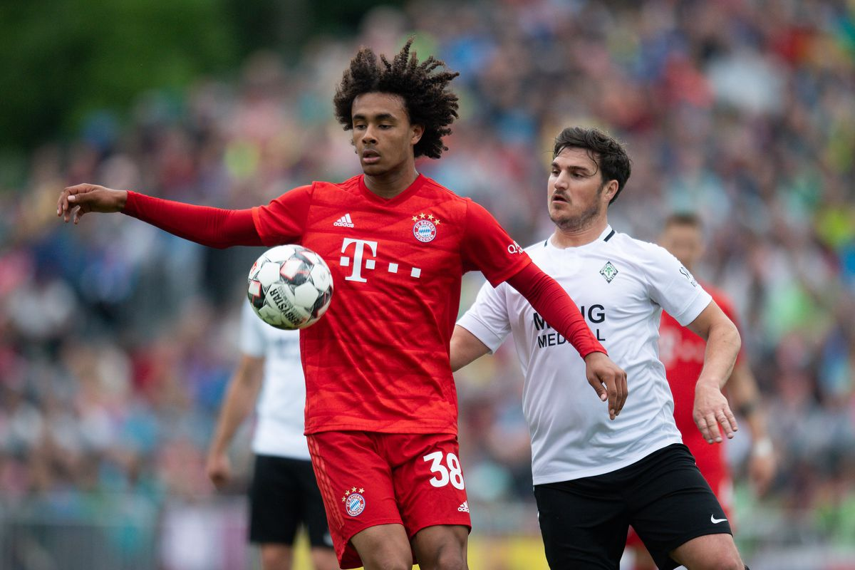Nigerian Striker Nets Hattrick For Bayern Munich In UEFA Club Competition