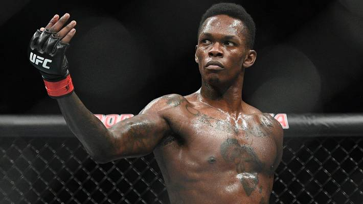 UFC: Beating Robert Whittaker is the only thing on my mind – Adesanya