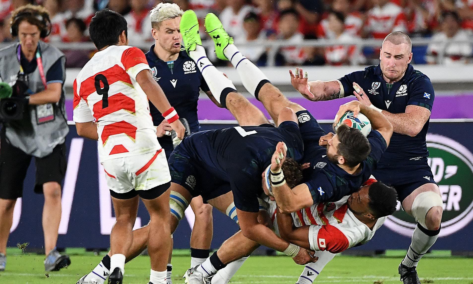 World rugby dey para for SRU