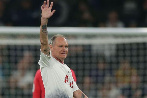 B4 England footballer don enter one chance