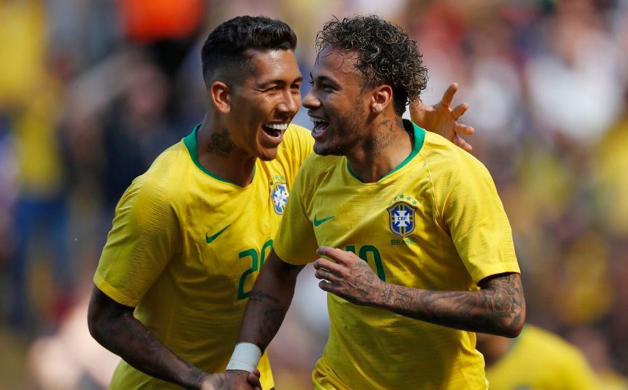 Tite To Unleash Neymar And Firmino On Super Eagles