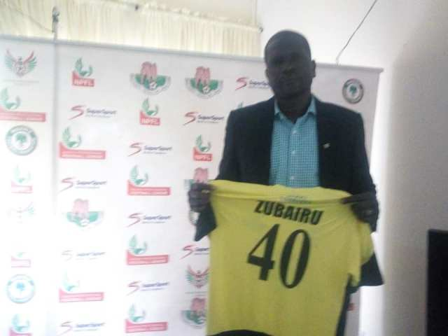 Zubairu Defends Time As Wikki Tourists manager