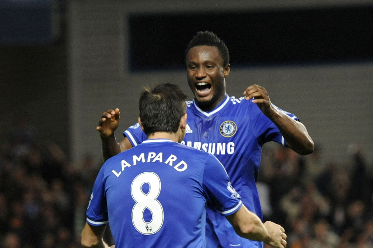 Mikel Obi eyes Chelsea role, wants to become Lampard's assistant in future