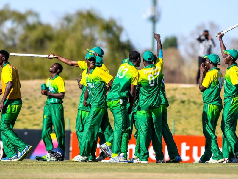 Nigeria cricket team suffers third successive defeat, miss out on world cup ticket