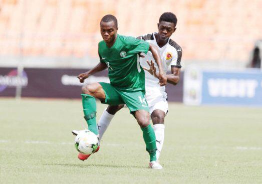 Injury Knocks Out Visionary Olaniyan Alfred From Nigeria's Final U17 World Cup Preparation