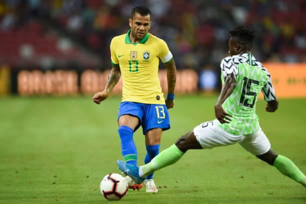 The Draw With Brazil Feels Like A Victory – Adepoju