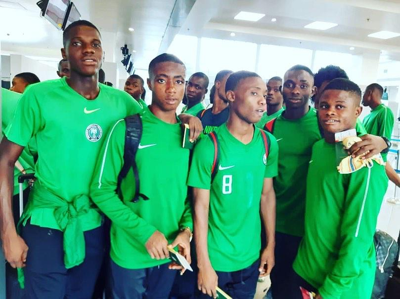 Brazil, Nigeria clash again as Eaglets tackle Sao Paulo FC in friendly