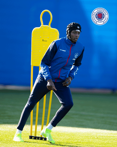 Aribo back in contention for a place in Rangers squad