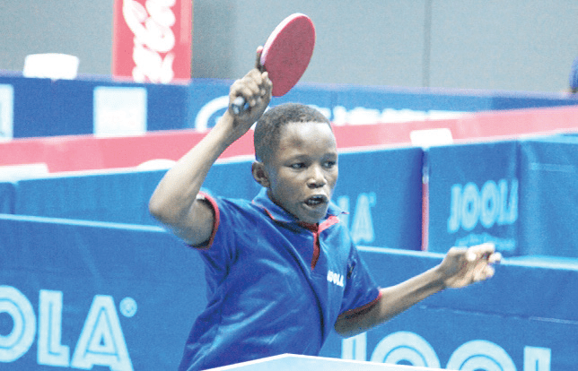 Abayomi Animashaun confident of Team Nigeria's Title chances