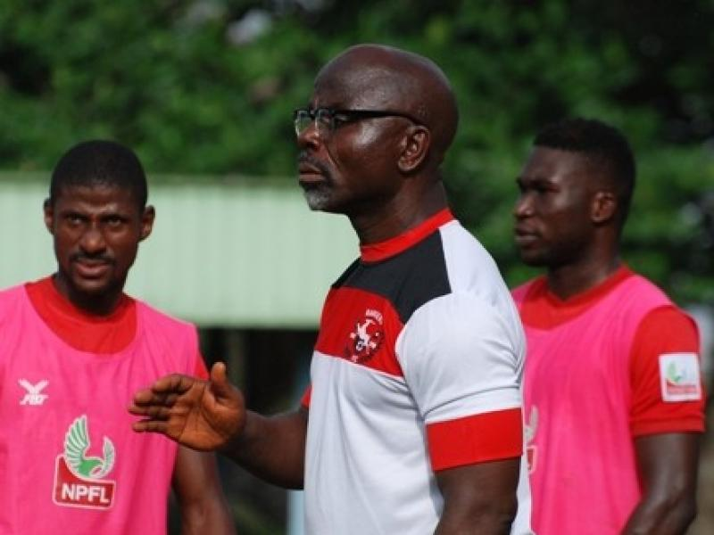 Suspended coach Ugwu reacts to Rangers home loss to Pyramids
