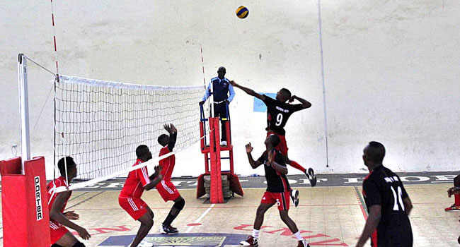 Volleyball Div 1: Sunshine Spikers returns to winning ways