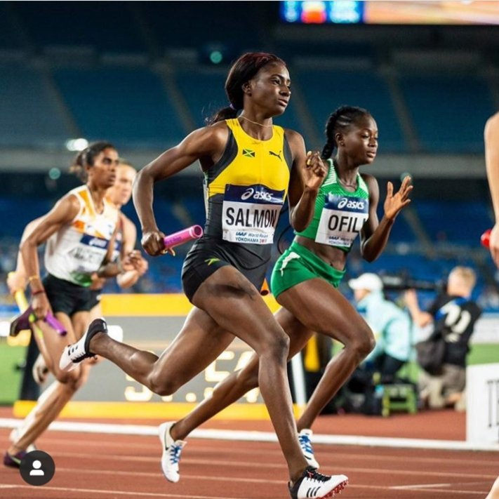 Favour Ofili, Patience Okon-George fail to reach women's 400m final in Doha