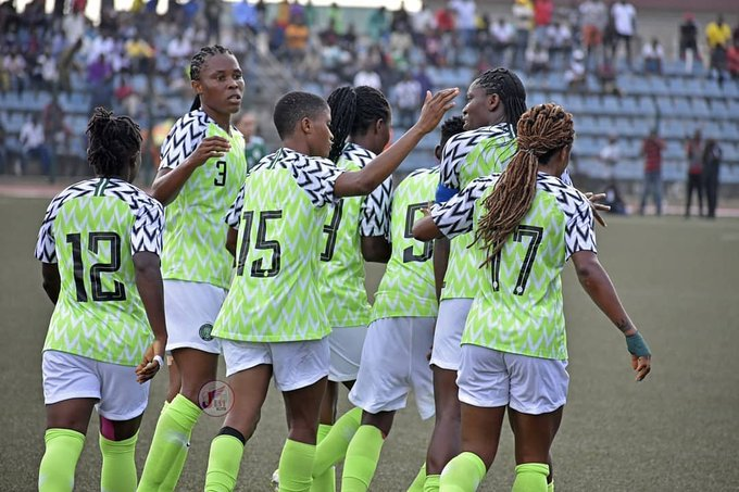 Oshoala appeals to Nigerians to keep faith with Falcons