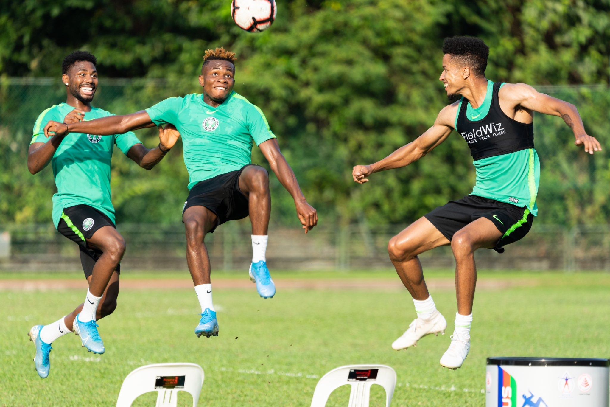 Brazil vs Nigeria: Osimhen, Moses and Chukwueze to lead Super Eagles attack (See Line up)
