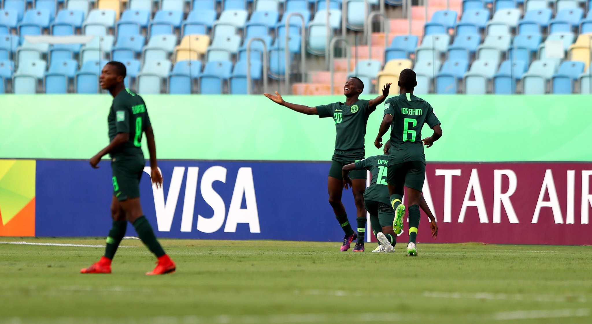 Sai'd Ibrahim: Seventh Nigerian To Net FIFA U-17 World Cup Hat-Trick