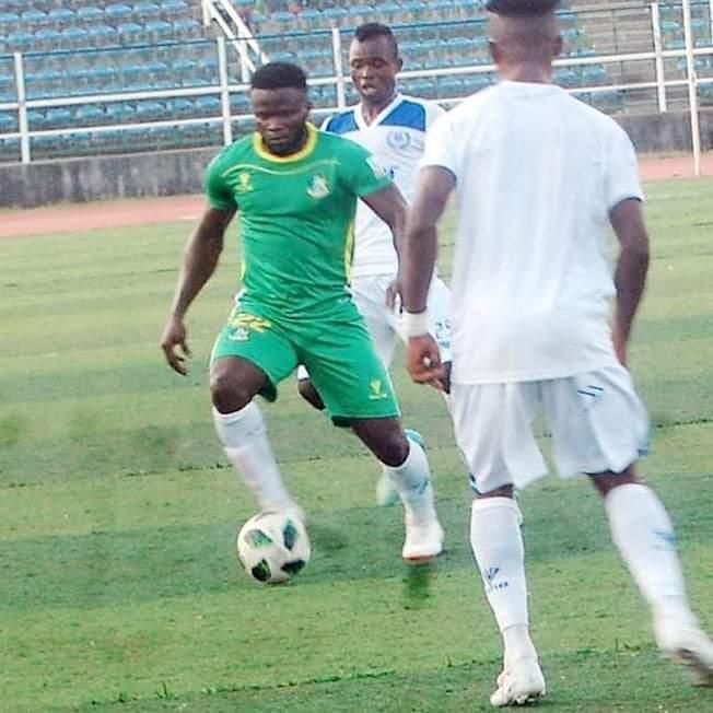 Onukwube Emeka joins Kano Pillars from Go Round FC