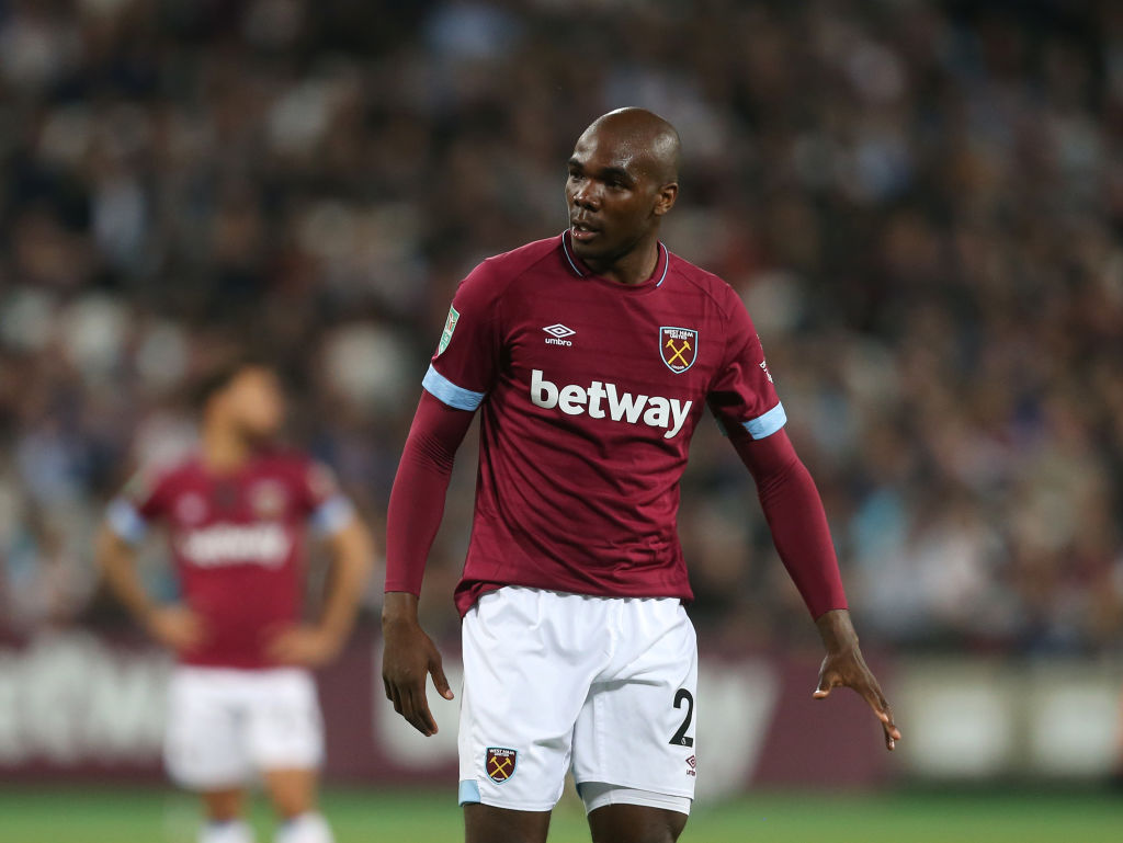 West Ham's Angelo Ogbonna Wary Of Alex Iwobi And Other Everton Forwards