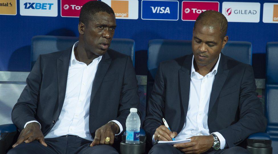 Seedorf, Kluivert wan drag Cameroon go FIFA