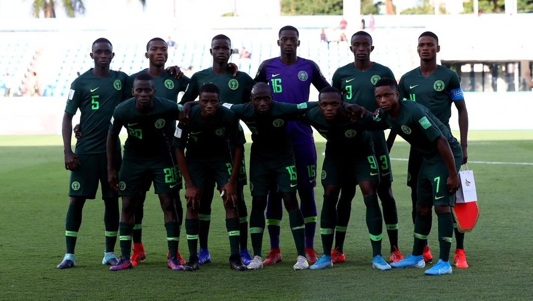 FIFA U17 World Cup: Nigeria Maintains Unbeaten Opening Match Record With 4-2 Win Over Hungary