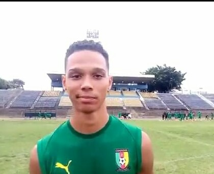 Eto'o junior makes Cameroon Under-17 world cup squad