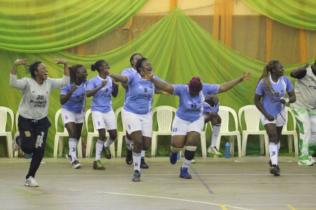 Safety Babes win women handball league