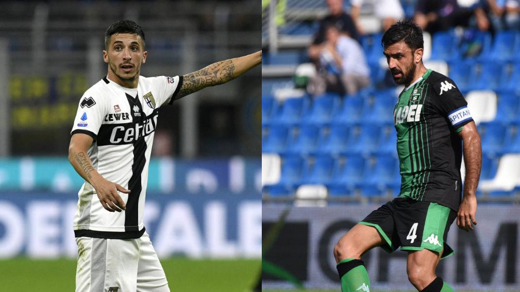 Italian footballers don kolect akpako ban