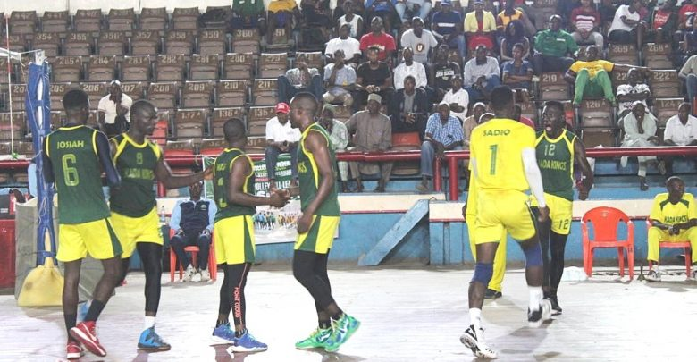Volleyball: Kada Kings, COAS Spikers records first win