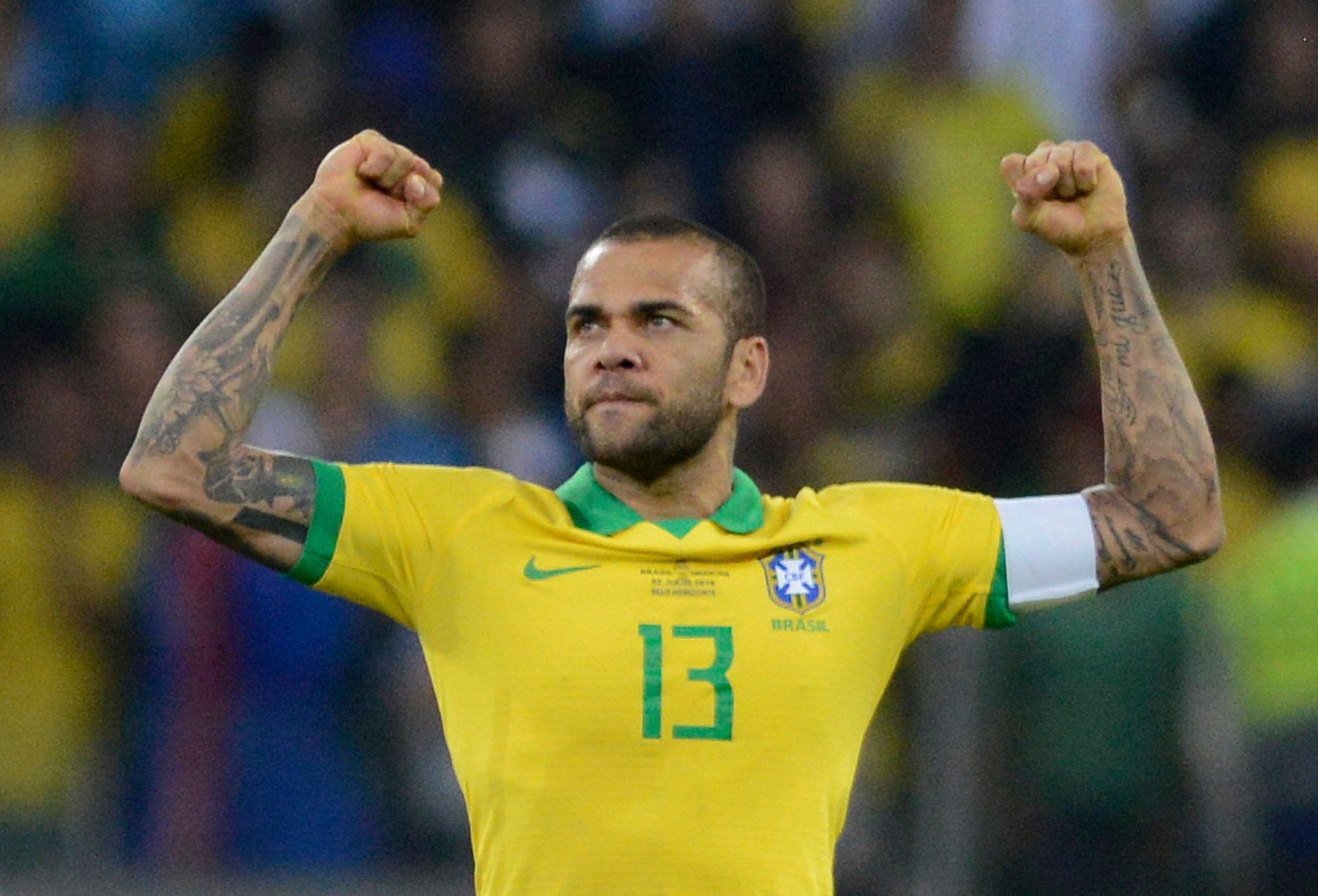 """If you're willing to pay the price, you can do what you want.""- Dani Alves plans to play at 2022 World cup"