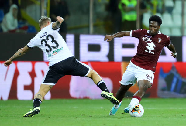 Aina stars in Torino's defeat at Parma