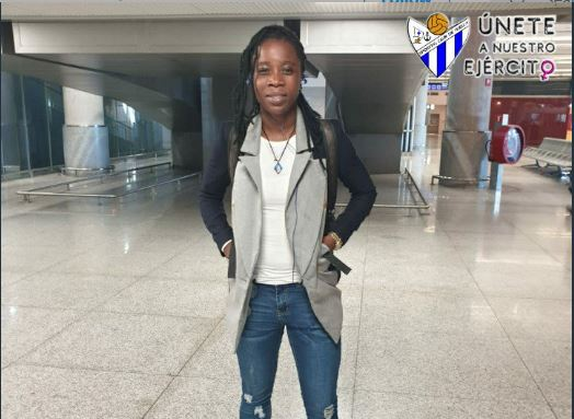 Oluwatobiloba Susan joins Spanish club Huelva from Rivers Angels