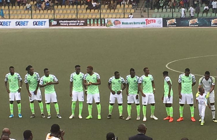 Sanusi urges players to pick up lessons from CHAN setback