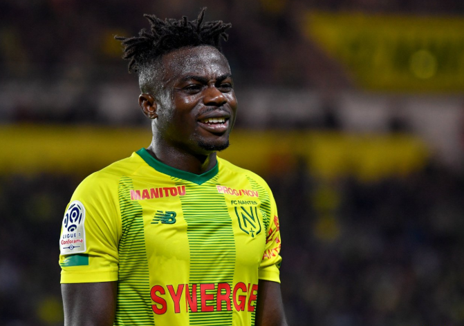 Nantes Manager keeps Faith with Simon Moses as AS Monaco comes to Town