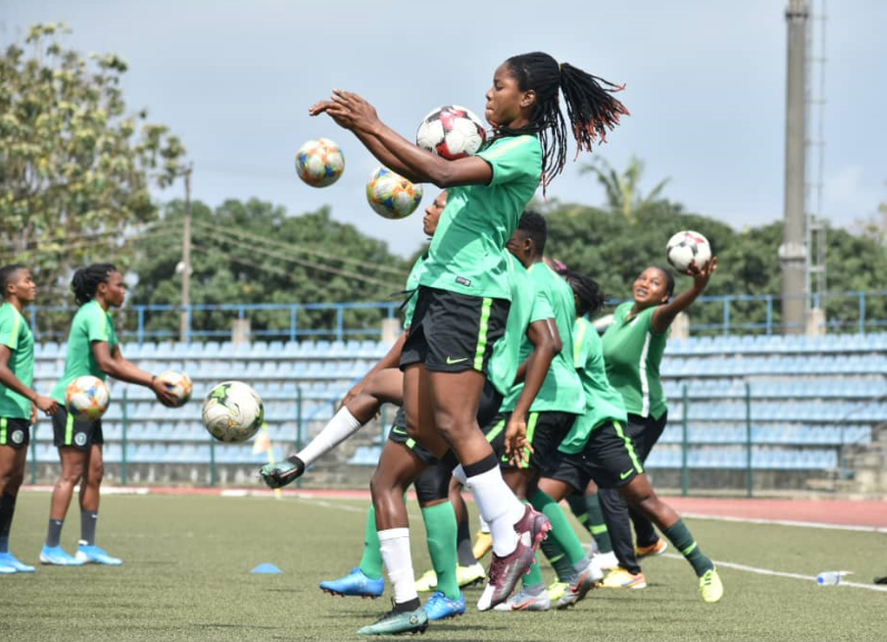 Danjuma ready to return Falcons' goalscoring form