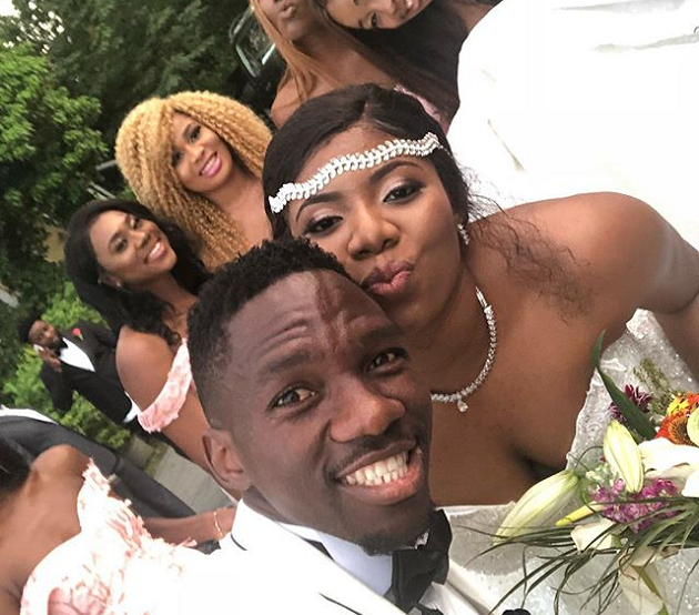 Omeruo wins best craft for Amazing Wedding Anniversary Message