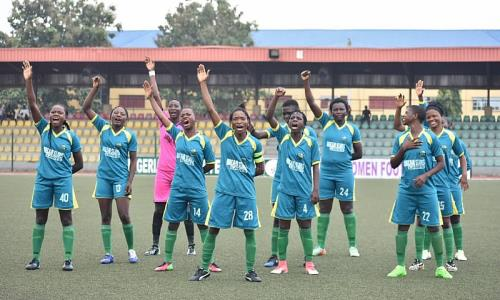 Dream Stars Ladies Beat Invincible Angels To Keep NWPL Status
