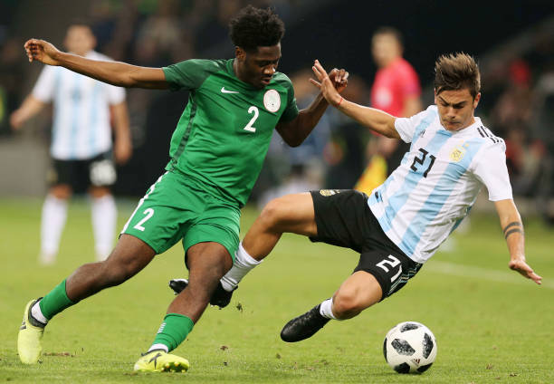 Super Eagles defender Ola Aina suffers domestic injury, ruled out of Brazil friendly