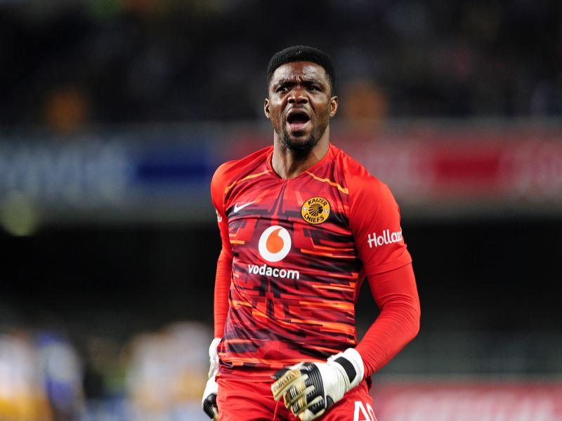 Kaizer Chiefs defender Cardoso backs Akpeyi to remain number one