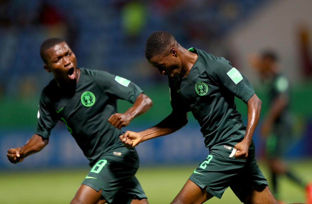 Two Eaglets players in contention for goal of the tournament award