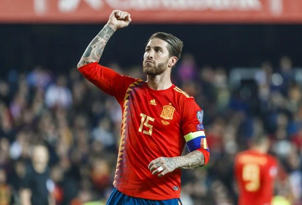 Ramos dedicate Euro 2020 qualification to former Boss Luis Enrique