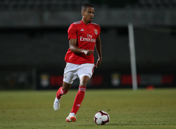 Benfica will be without Super Eagles defender in the UCL